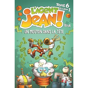 AGENT JEAN! S1 T6: UN MOUTON DANS LA TETE (PR.AV.)