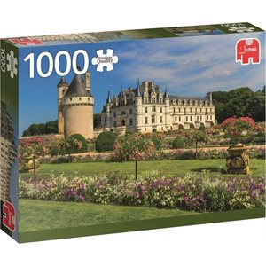 1000PC CASTLE IN THE LOIRE FRANCE