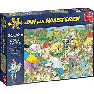 2000PC CAMPING IN THE FOREST JVH