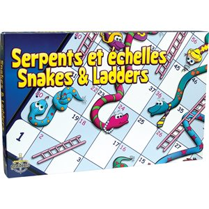 SERPENTS & ECHELLES