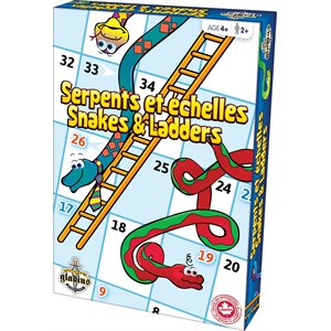SERPENTS & ECHELLES (FORMAT LOTO)
