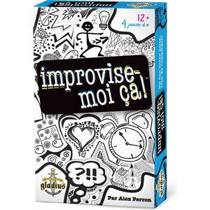 IMPROVISE-MOI CA!