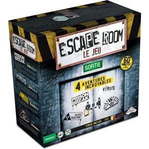 ESCAPE ROOM: COFFRET DE BASE