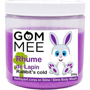 NETTOYANT CORPS SLIME RHUME DE LAPIN
