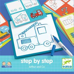 EDULUDO STEP BY STEP ARTHUR
