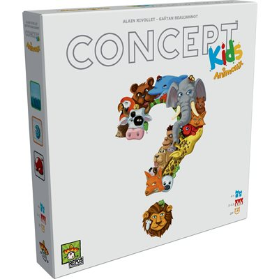 CONCEPT KIDS ANIMAUX (FR)