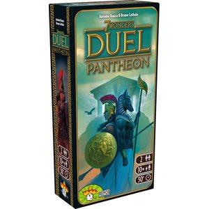 7 WONDERS DUEL EXT: PANTHEON (FR)
