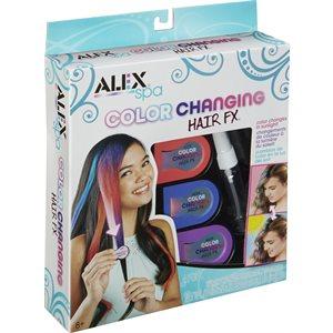 ALEX SPA CHANGEMENT COULEUR
