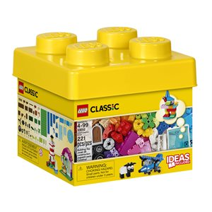 CLASSIC LES BRIQUES CREATIVES LEGO