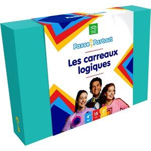 PASSE-PARTOUT LES CARREAUX LOGIQUES