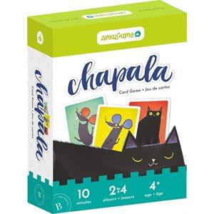 JEU DE CARTES: CHAPALA