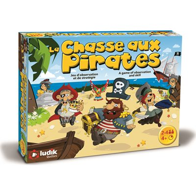 CHASSE AUX PIRATES