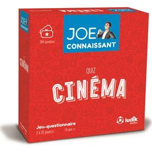 JOE CONNAISSANT CINEMA