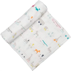 PULL TOY SWADDLE