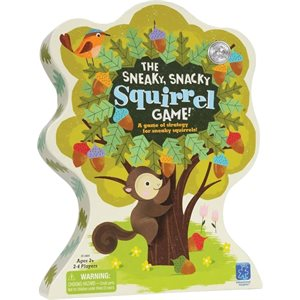 THE SNEAKY SNACKY SQUIRREL GAME!