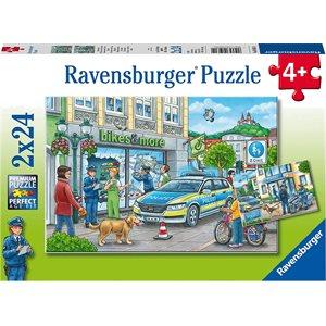 EN ROUTE CHEF DE LA POLICE 2X24 PC