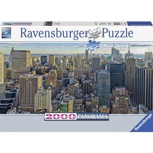 VUE SUR NEW-YORK 2000 PC SUPER PANO