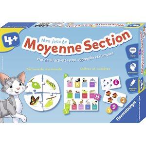 MES JEUX DE MOYENNE SECTION (FR)